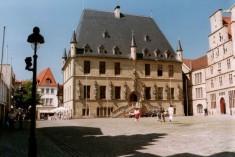 Rathaus mit Friedenssaal