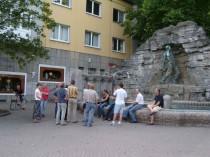 Der Haarmannsbrunnen in Osnabrück