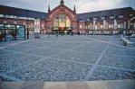 Der Osnabrück Hauptbahnhof