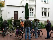 www.osnabrueck-fuehrungen.de, Pedr Fahrrad zum Museum Villa Stahmer in Georgsmarienhütte