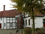 www.osnabrueck-fuehrungen.de, Gebäude des Tuchmacher Museums Bramsche im Osnabrücker Land